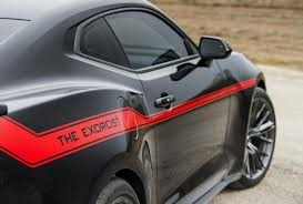 Product 2 Side Chevrolet Camaro The Exorcist Zl1 Side Stripes Vinyl Decal Sticker