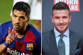 Luis Suarez is David Beckham and Inter Miami's top transfer target ...