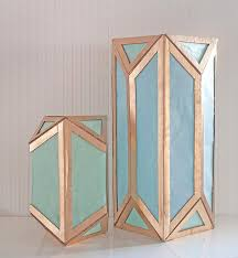 Brighten Your Kid S Room With Upcycled Cardboard Lanterns Handmade Charlotte