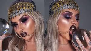 halloween makeup tutorial 2018 gypsy