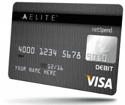 ace elite prepaid visa card