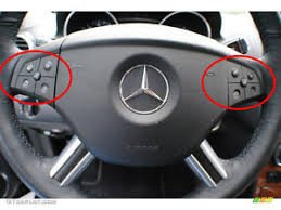 Mercedes Benz Gl 320 Steering Wheel Black Button Repair Decal Stickers Ebay