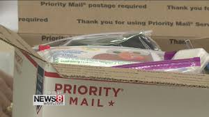 dozens gift wrap care packages for