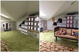 Attic Game Room Kids Dream Town Home Interior Design Kitchen And Bathroom Designs Architecture And Decorating Ideas