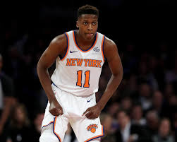 Frank Ntilikina vs. Dennis Smith Jr.: Picks paying off for New ...