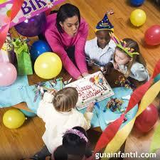Preparativos Para La Fiesta De Cumpleanos Infantil