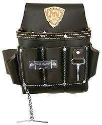 belt pouch equipment holder organizer