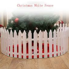Christmas Tree White Plastic Fence Removable Fences Christmas Decorations Home Hotel Shopping Mall Decorative Fence Wholesale Sale Christmas Decorations Sale Christmas Ornaments From Sevenweek 0 88 Dhgate Com