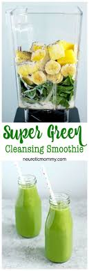 72 green smoothie recipes for detoxing