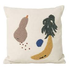 Ferm Living Kids Banana Cushion