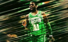 kyrie irving basketball nba boston