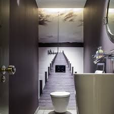 75 Beautiful Powder Room With A Pedestal Sink Pictures Ideas November 2020 Houzz