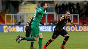 Benevento keeper Alberto Brignoli ends Serie A side's losing run ...