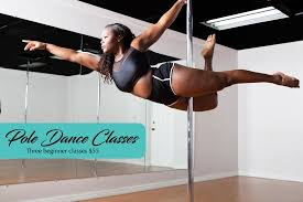 picture of on pole dance studio