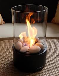tabletop fireplace gel fuel home
