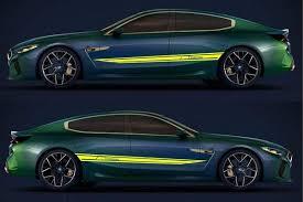 Racing Stripes For Bmw M8 Bmw M Performance Stripes