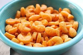 make homemade goldfish ers