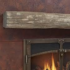 rustic mantel modern fireplace mantel