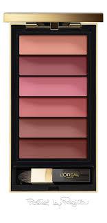 regilla l oréal lip palette loreal