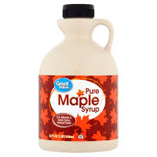 great value pure maple syrup 32 fl oz