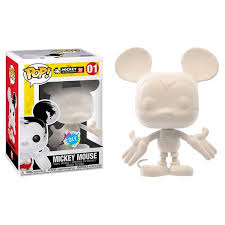 diy mickey mouse 90th anniversary pop
