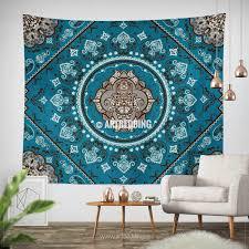 Sacred Geometry Art Wall Tapestry Spiritual Home Decor Page 2 Artbedding