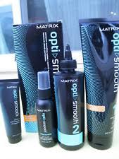 matrix hair smoothing straightening