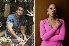 Issa Rae and Kumail Nanjiani on the ...