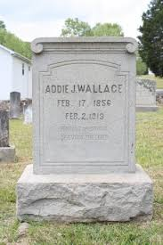 Addie J. Wallace