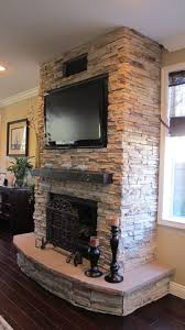 i want to put stone on our fireplace