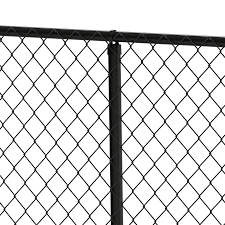 Blue Hawk 1 5 8 In Black Aluminum Chain Link Fence Eye Top In The Chain Link Fence Post Caps Department At Lowes Com