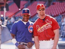 The trailer for Mark McGwire and Sammy Sosa's new 30 For 30 is ...
