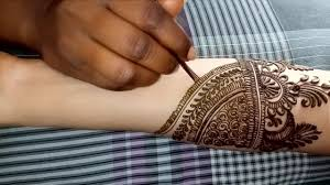 mehndi design for dulhan hand