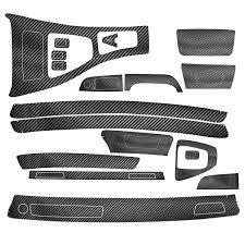 5d Carbon Fiber Pattern Interior Vinyl Decal Trim Sticker For Bmw 3 Series E92 Sale Banggood Com