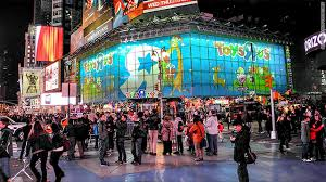 toys r us in times square