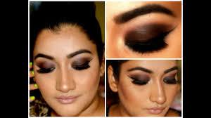 eye makeup tutorial dark brown eyes