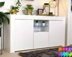 glass display cabinet sideboard