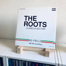The Roots - Clones & Section : hiphopvinyl