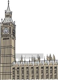 Big Ben In London Wall Decal Pixers We Live To Change