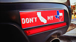 California And Texas California And Texas Have Different Visions For America S Future Special Report The Economist