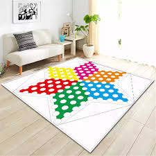 Modern Children Play Game Carpets Kids Room Decoration Area Rug Flying Chess Mat Baby Crawling Play Living Room Rug And Carpet Carpet Aliexpress