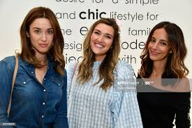 Melissa Bolona;, Adele Carr and max bone owner Parisa Fowles-Pazdro... News  Photo - Getty Images