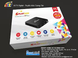 Android Box| SPlayBox S1| Box SCTV - Truyền Hình SCTV 2020- Phân ...