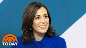 Hallie Jackson Announces She's Pregnant With First Child | Sunday ...