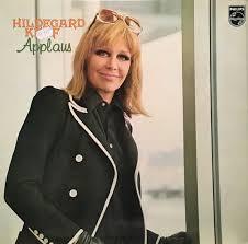 Hildegard Knef - Applaus (1975, Vinyl) | Discogs