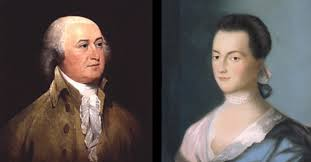The Ageless Love Story of John and Abigail Adams - New England ...