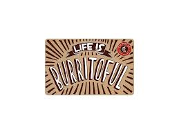 25 chipotle gift card email delivery