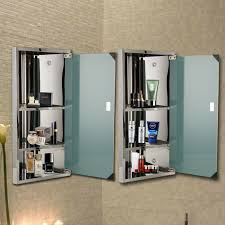 cabinet mirror wall mounted 60x30cm