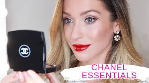 chanel beauty essentials makeup