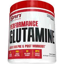 performance glutamine san nutrition